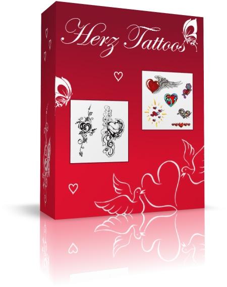 Herz Tattoovorlagen Zeichen Für Liebe Und Herzschmerz